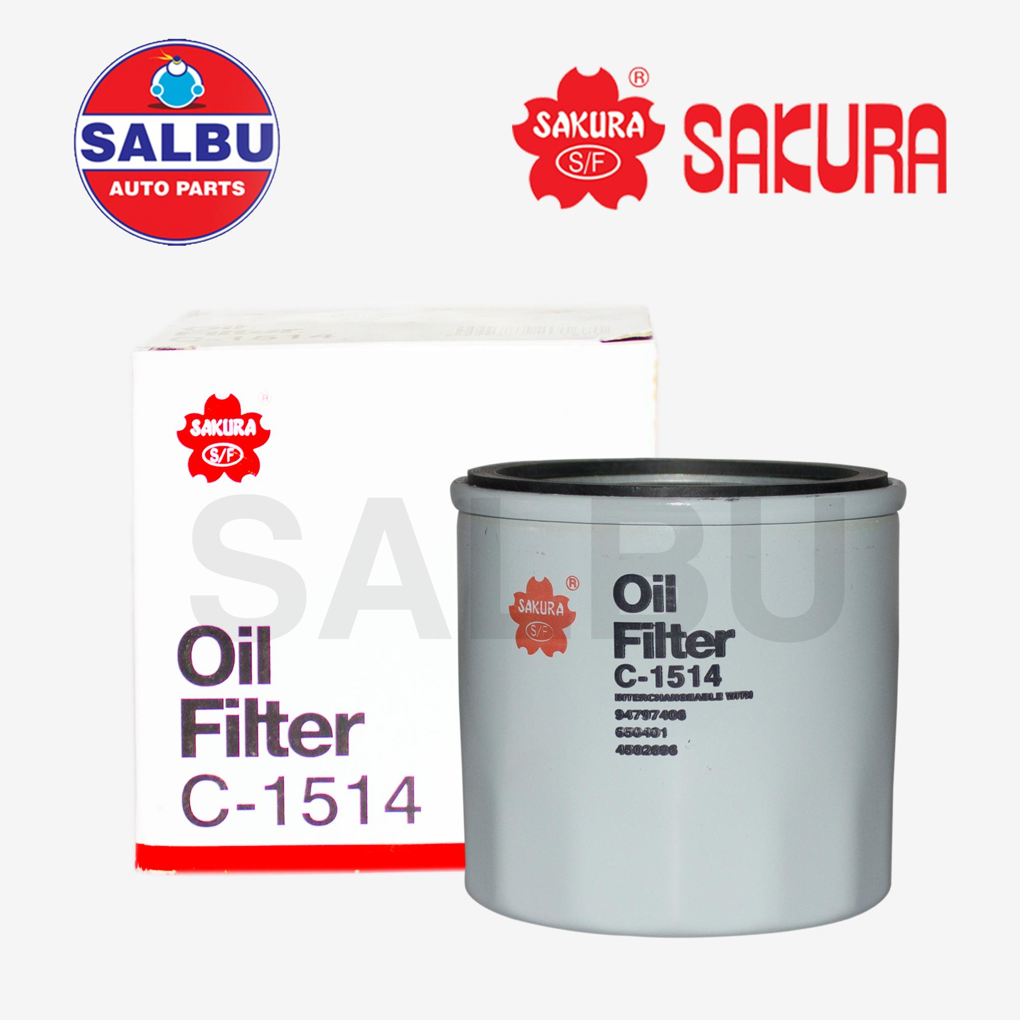 Oil Filter For Sale Adapter Online Brands Prices 4 Wheeler Fuel Sakura C 1514 Chevrolet Aveo And Optra