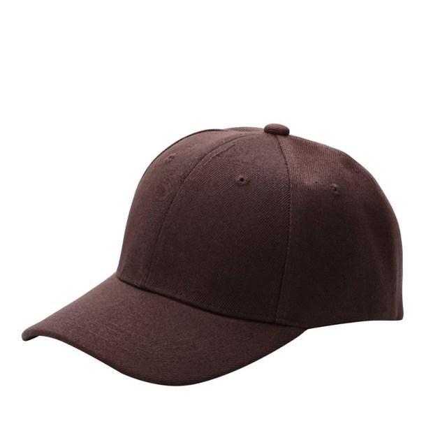 57ba9100fb476 AMOG Plain Unisex Fashion Baseball Cap Cool Cap Free Size