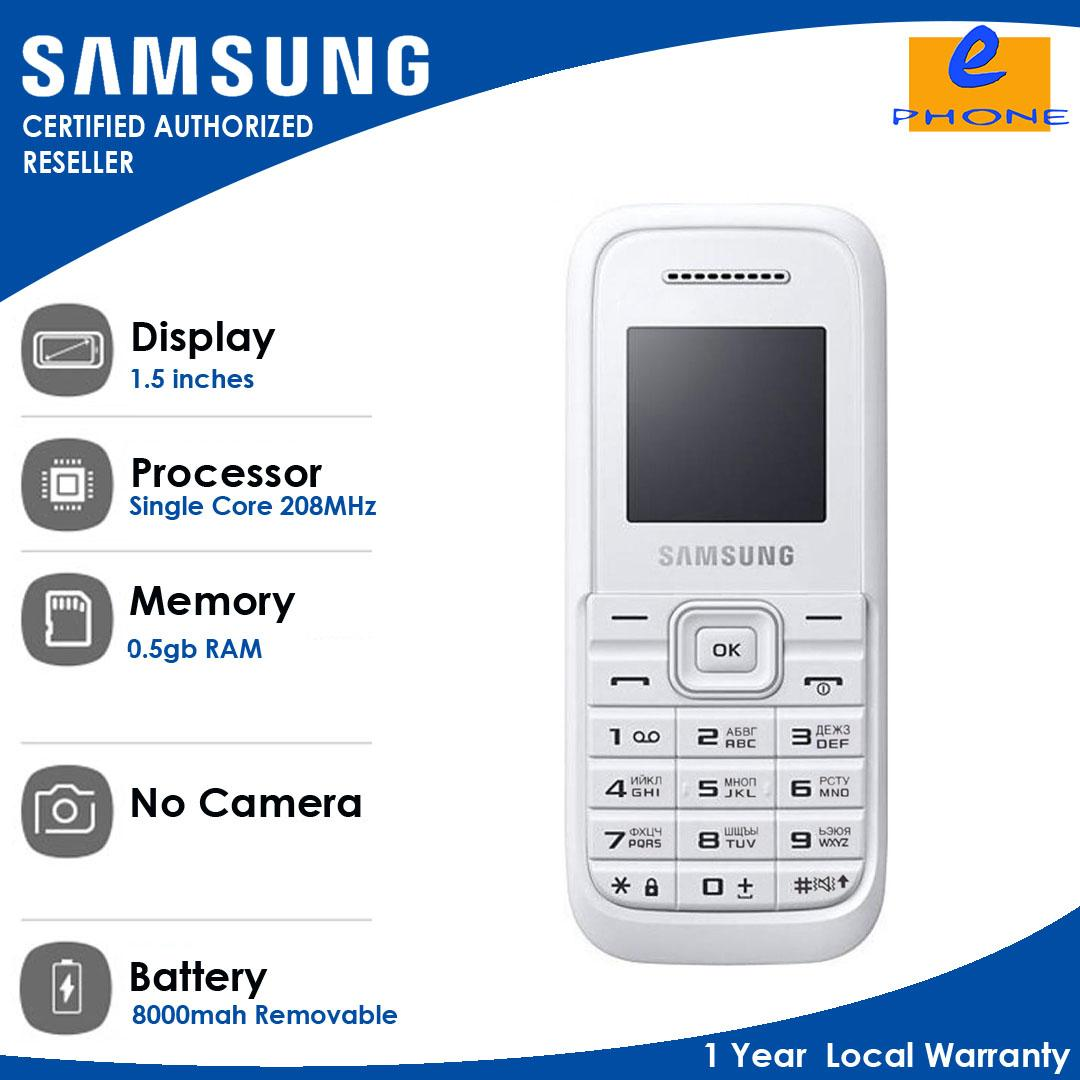 Samsung Philippines Phone For Sale Prices Reviews Lazada Galaxy V G313 Dual Sim Keystone 3 B105e 15 800mah With 1 Year Local Warranty Authentic Original Single