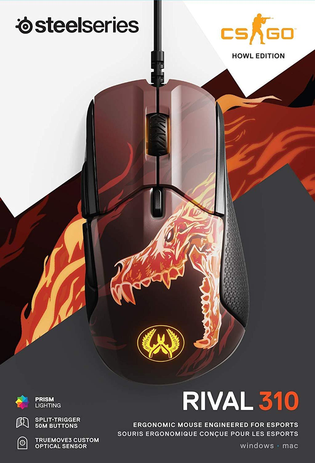 Steelseries Computer Mouse Philippines Pc Mice For Rival 300 Csgo Hyper Beast Edition 310 Howl