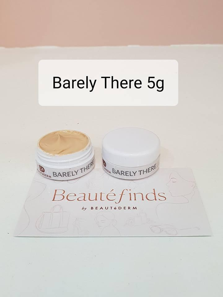 Beautederm Barely There 3 in 1 Liquid Foundation, Primer, Concealer, and Foundation 5g Philippines