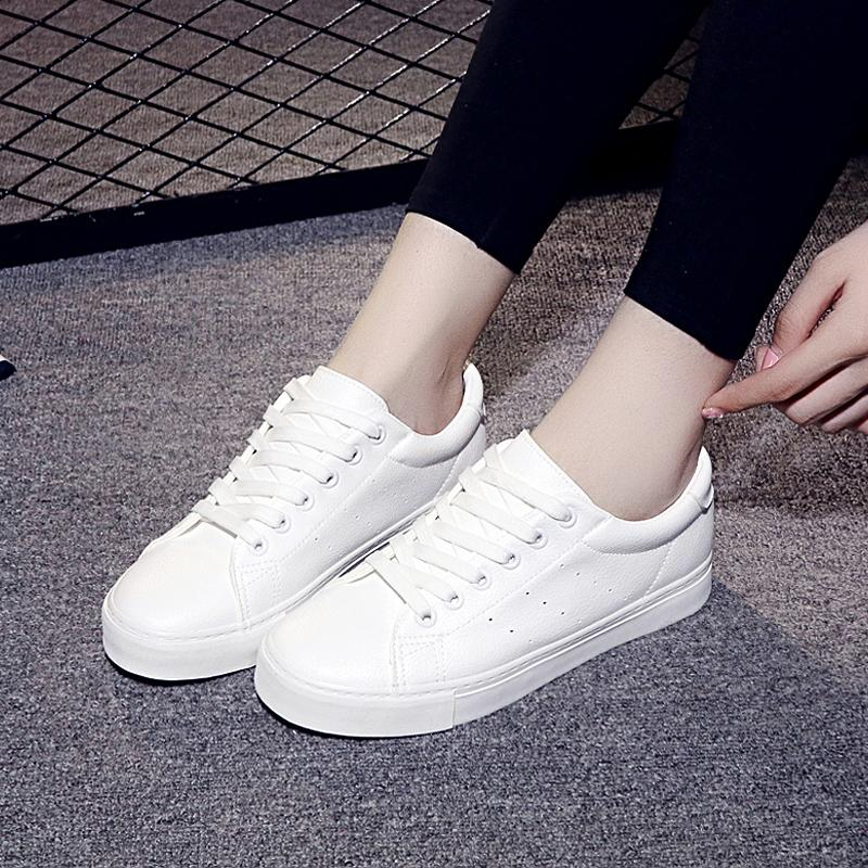 Womens Casual Shoes With Elastic Laces