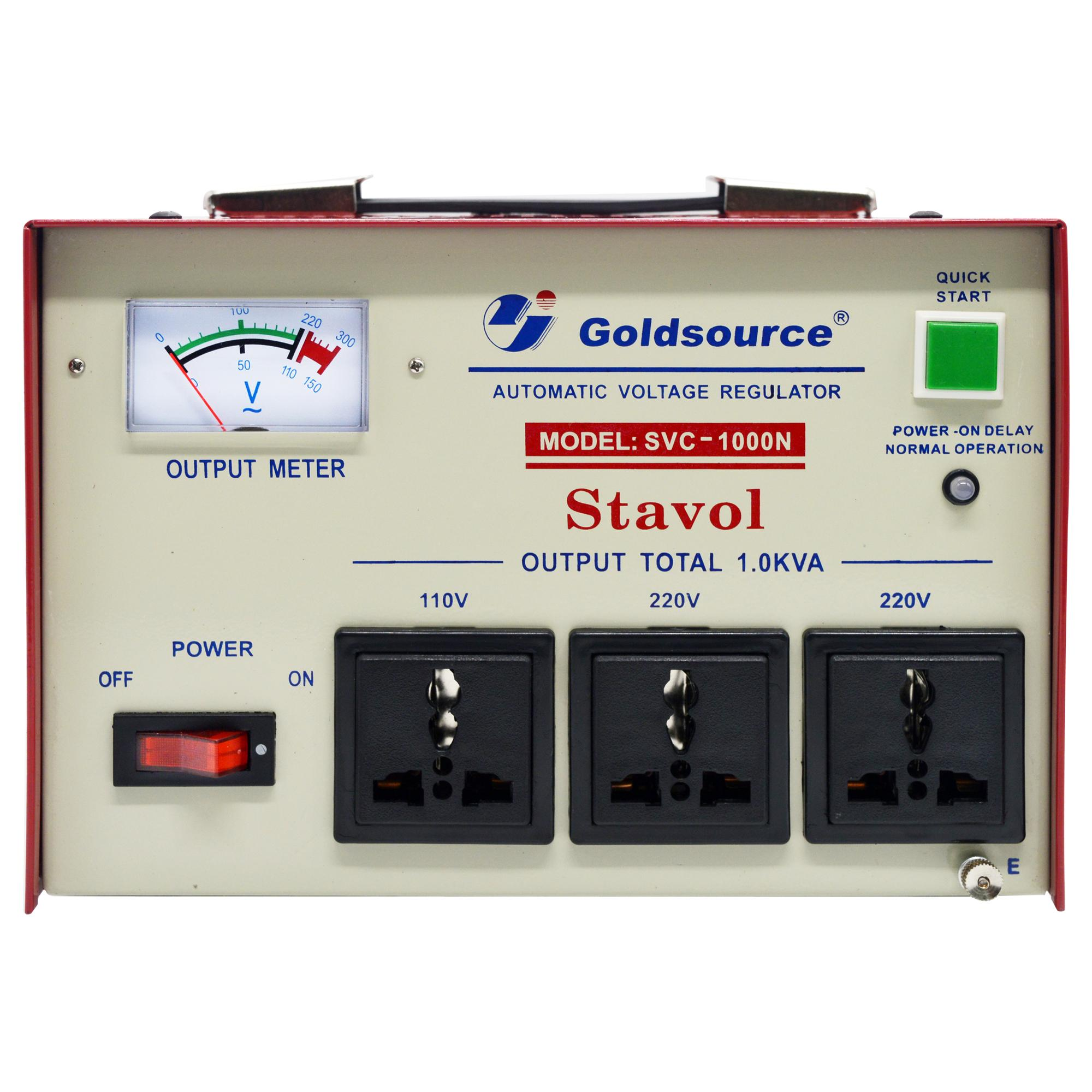 Goldsource Philippines Price List Power Supply For Regulated 220vac To 24vdc Using Voltage Regulator Avr With On Delay 1000w