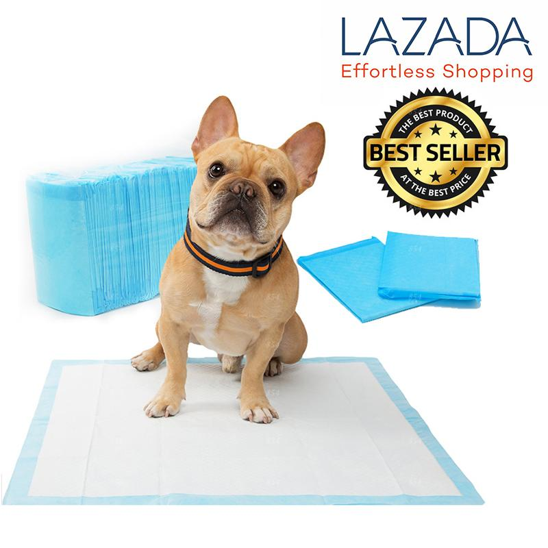 Dog Urine Puppy Pet Training Pads 100pcs 33 X 45 Cm