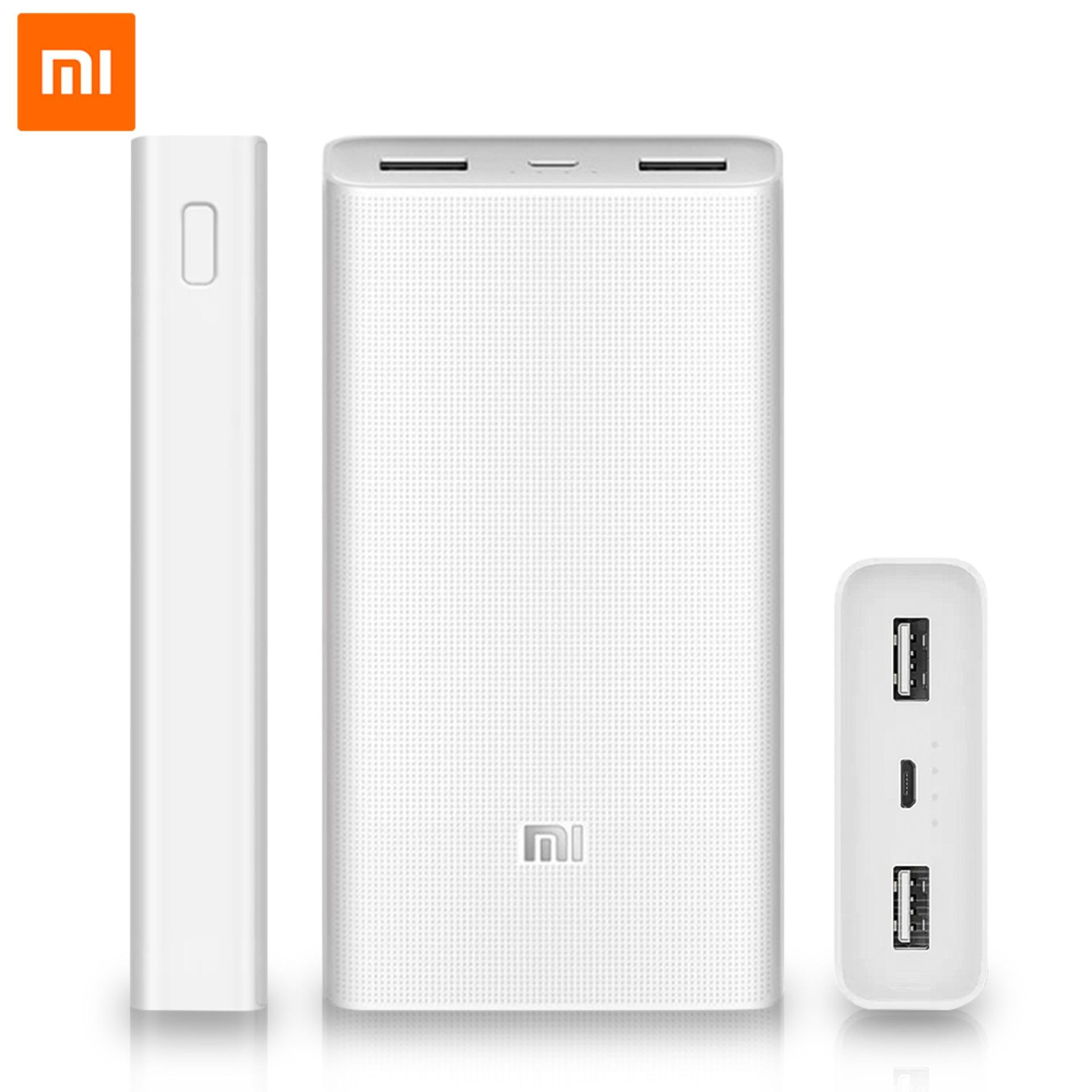 Xiaomi Philippines Power Bank For Sale Prices Reviews Powerbank Slim 10000 Mah Original 2c 20000mah Modelplm06zm White