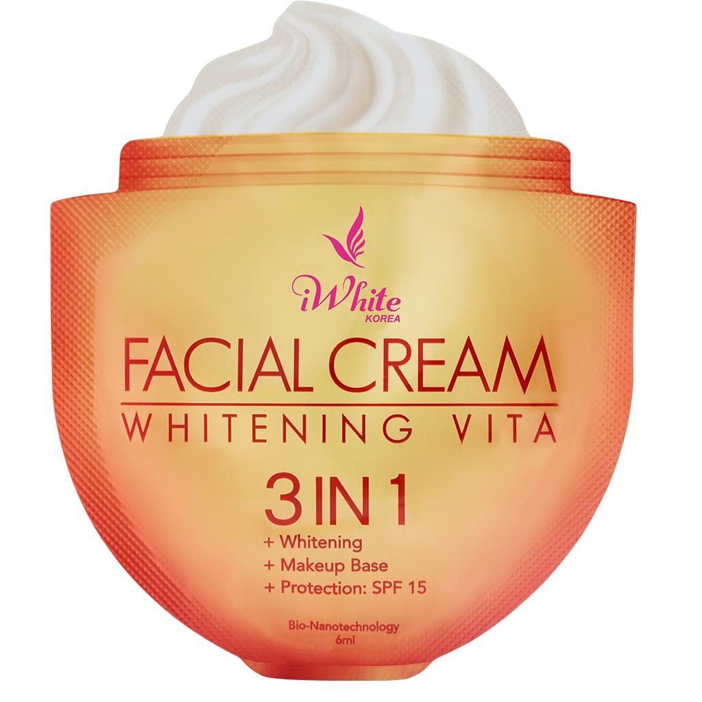 iWhite Korea Facial Cream