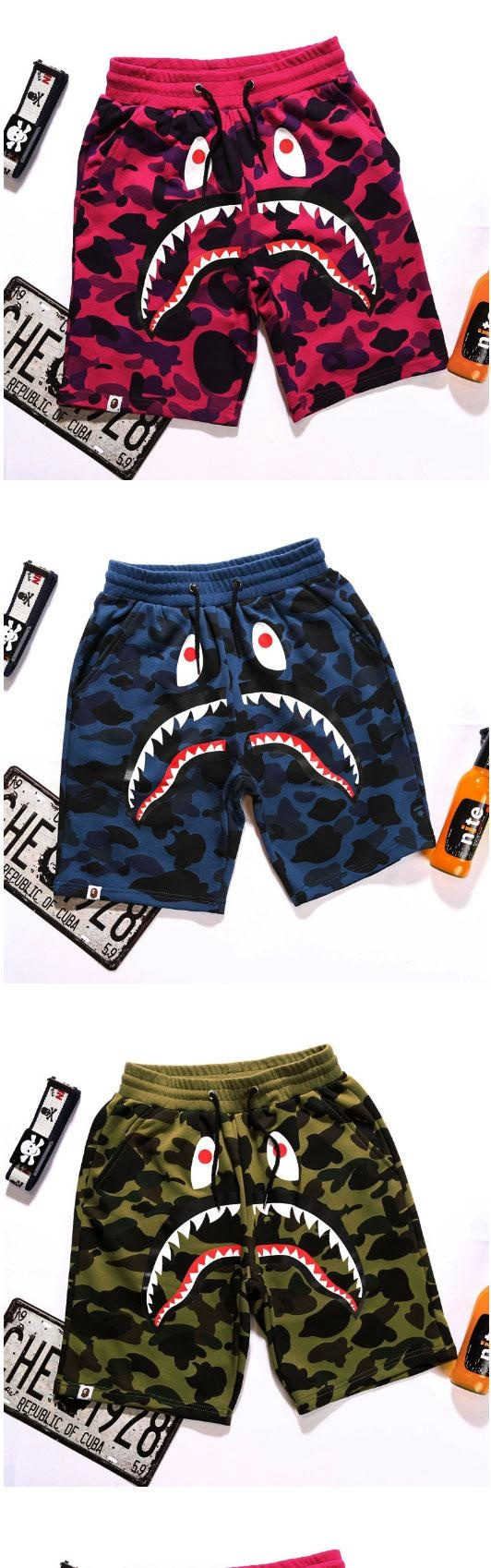 6a389bd91d Japan Niche Brand Bape!Factory Price!!40% off!!! Color:Red,Blue,Green  Size:M,L,XL,XXL(As your normal size)