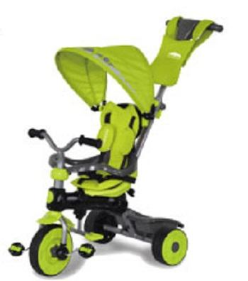 Trikestar 3 In 1 Tricycle By Mbm Outdoor.