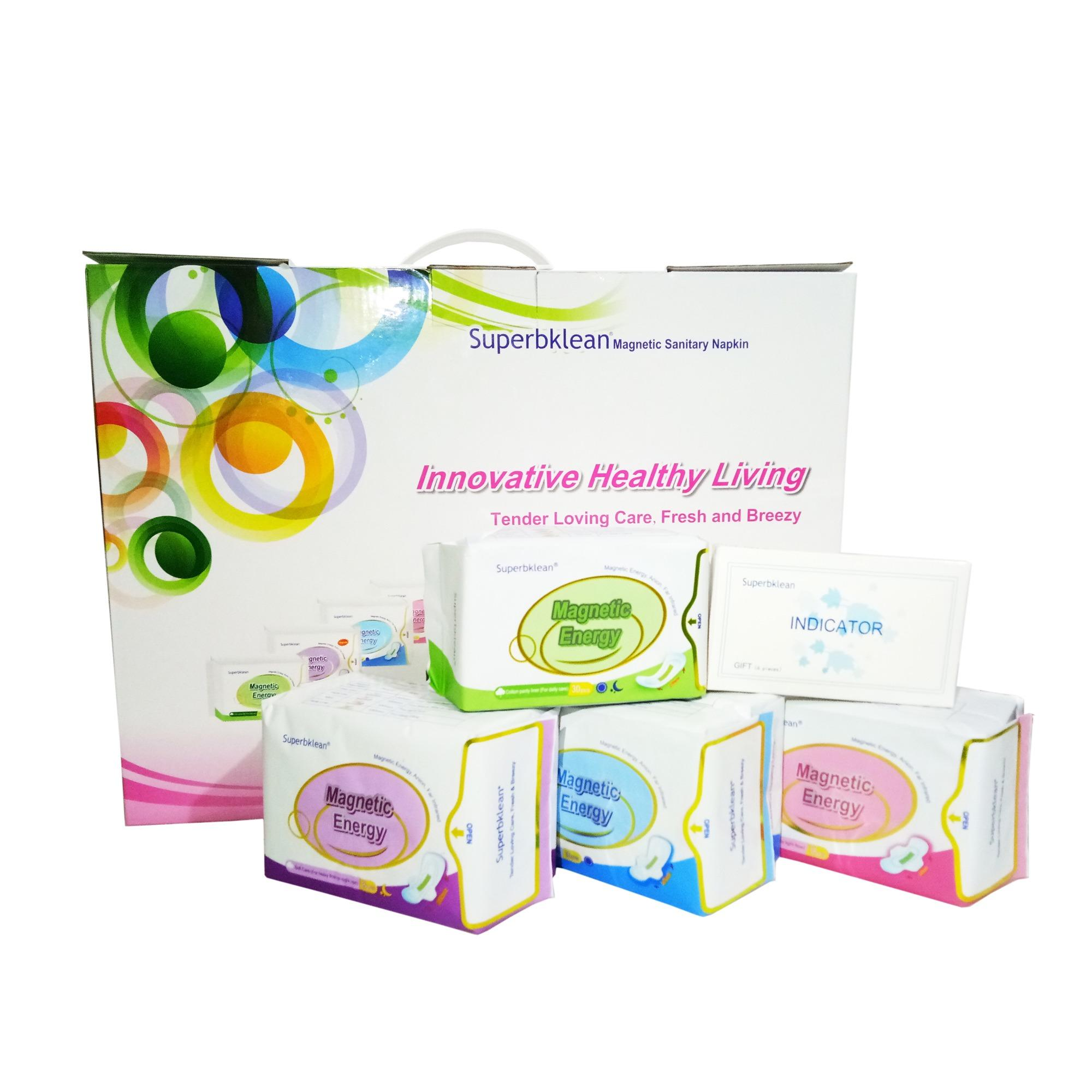 Buy Sell Cheapest Superbklean Magnetic Energy Best Quality Product Superbclean Longrich Assorted Napkins
