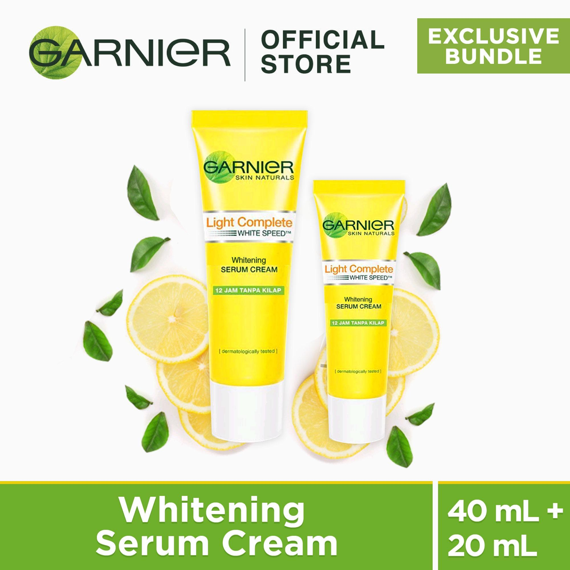 Promo Garnier Light Complete Sachet Termurah 2018 White Speed Super Foam 10 100ml Philippines Price List Bb Cream Face Toner 12h Shine Free Whitening Serum