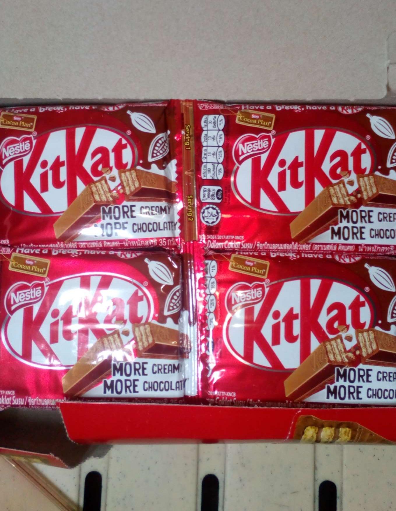 Candies Brands Chocolates On Sale Prices Set Reviews In Makarimshirt Coklat Susu Kitkat 4f