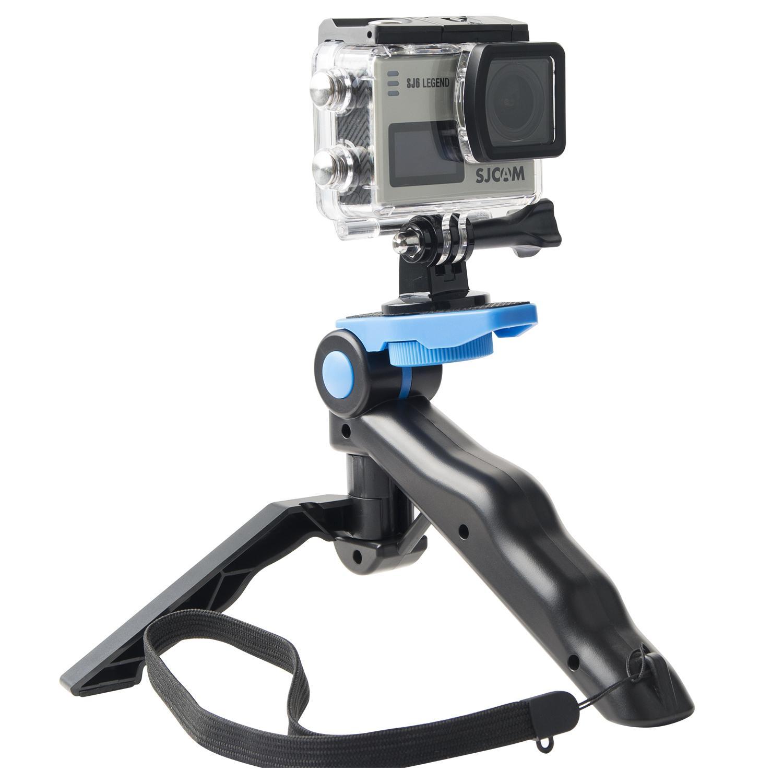 SJCAM Folding Handheld Grip Mini Tripod for SJCAM & Other Action Cameras