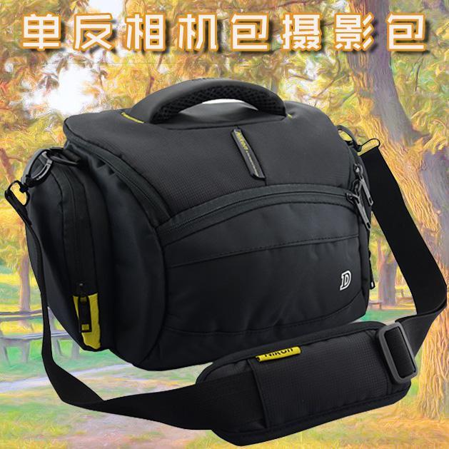 Nikon Dslr Camera Bag Bags One-Shoulder Camera Bag Bags D7500 D7200 D750 D5500 D5400 D3400 D3200 D5200 D7000 D7100 D3300 D5300 D90 By Taobao Collection.