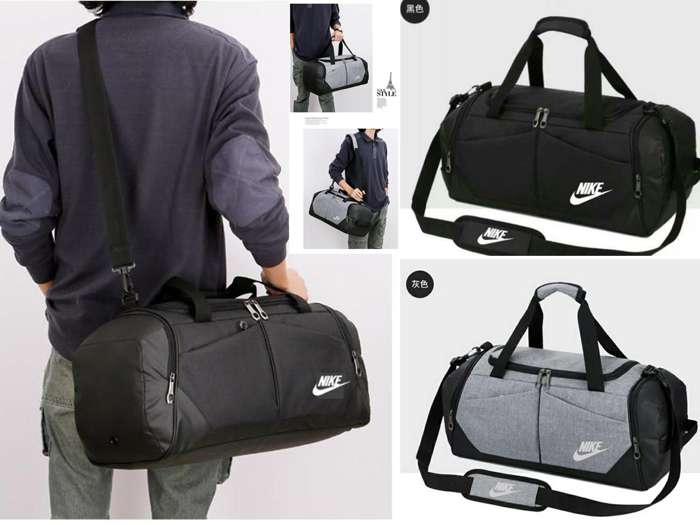 479d4054cd13 Mens Backpack N!Ke Elite Max Air Varsity Sports Duffel Bag Gym Mens Bag (