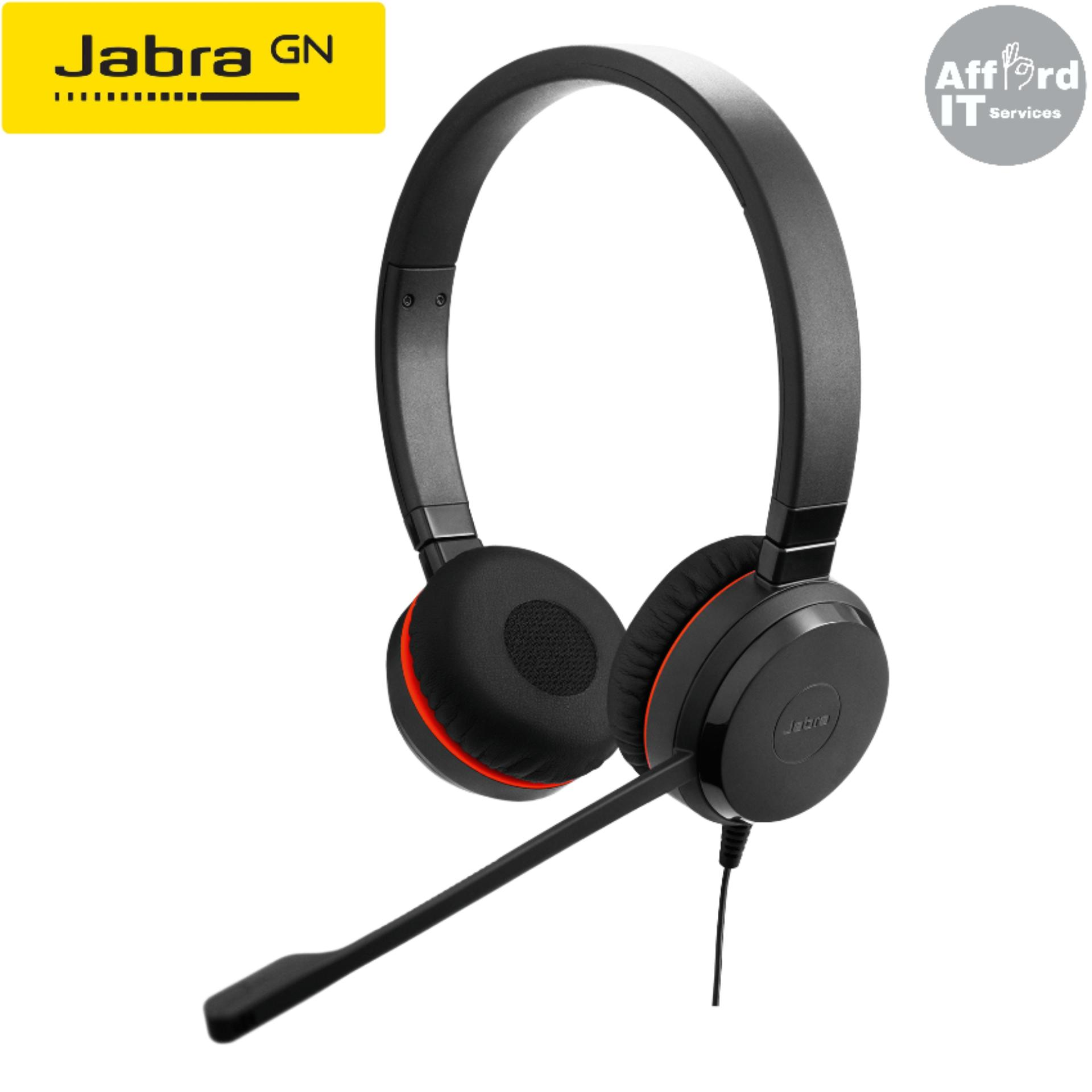 114fd9ee18b Jabra Evolve 30 II MS Stereo USB and 3.5mm Smart Phone Connectivity
