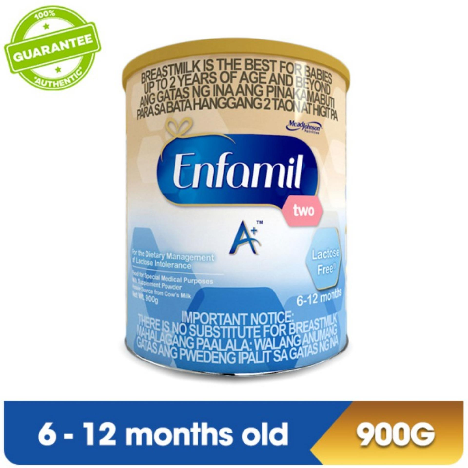 Enfamil Philippines Price List Infant Milk Formula For Nan Ph Pro 3 800g A Two Supplement Powder Lactose Free 6 12 Months 900g