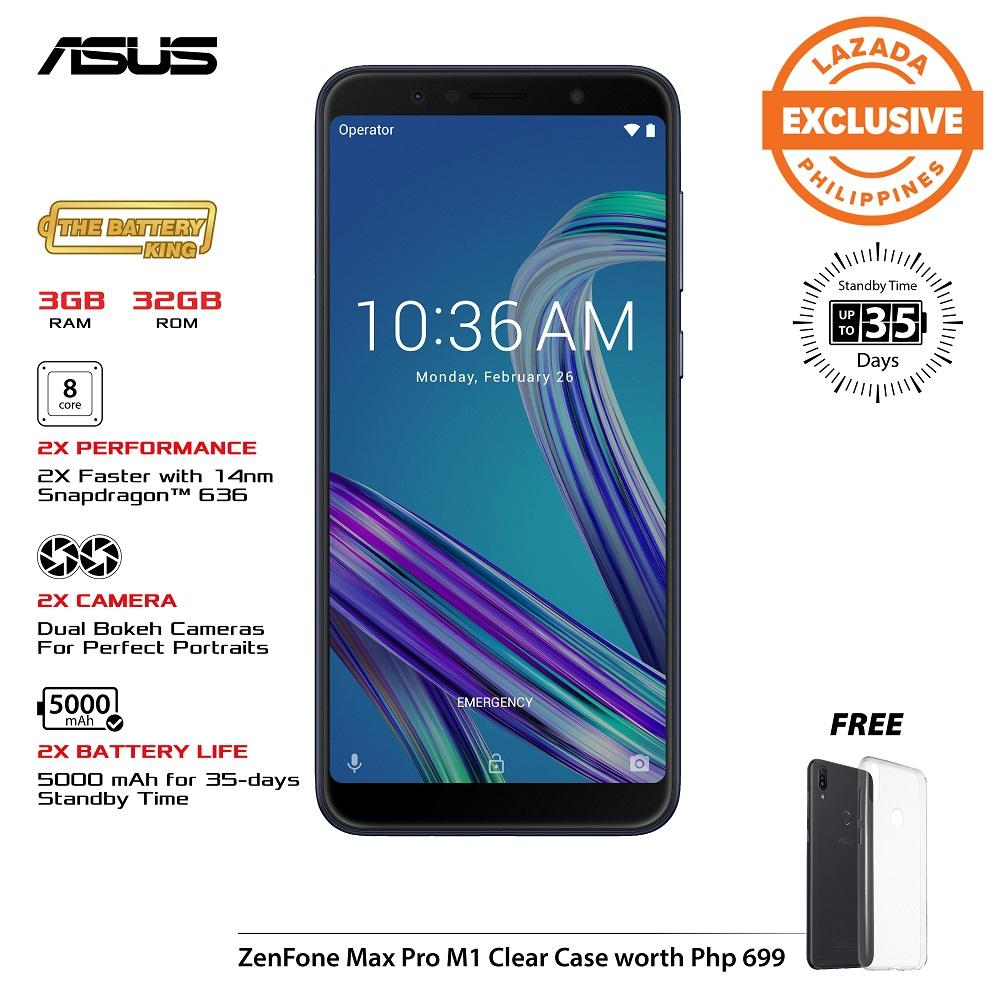 Asus Store 2018 Lowest Prices Lazada Philippines Alumunium Bumper Case Zenfone 2 55 Exclusive Max Pro M1 3gb 32gb Black With