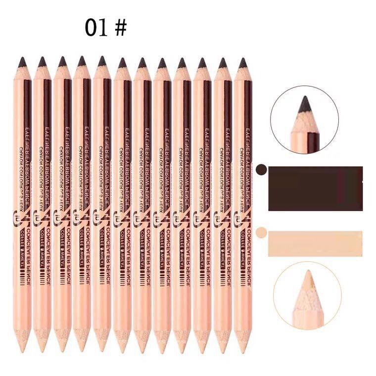 2in1 Eyeliner/Eyebrow and Concealer Pencil (12 pieces) Philippines