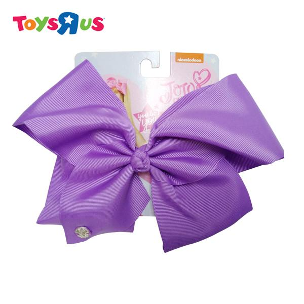 Jojo Siwa Signature Bow - Lavendar By Toys R Us.