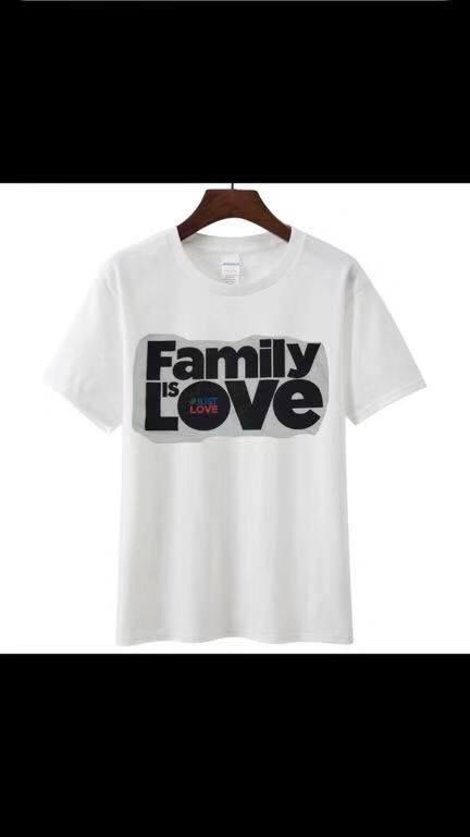 4183bac325b5 Fashion City Family Love Short Sleeve T-Shirt   Good Fitting   New Arrival