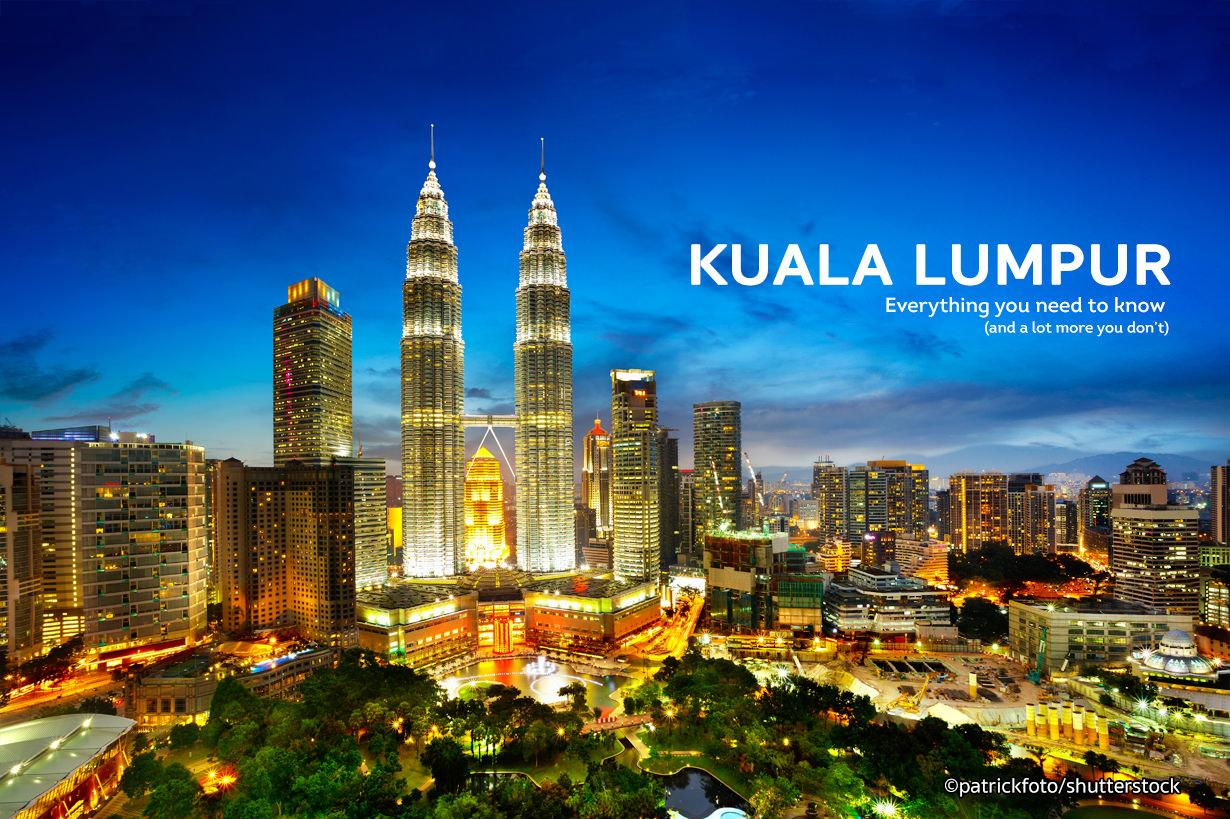Malaysia: Kuala-Lumpur 2 Nights & 3 Days Tour Package By Herod Travel.