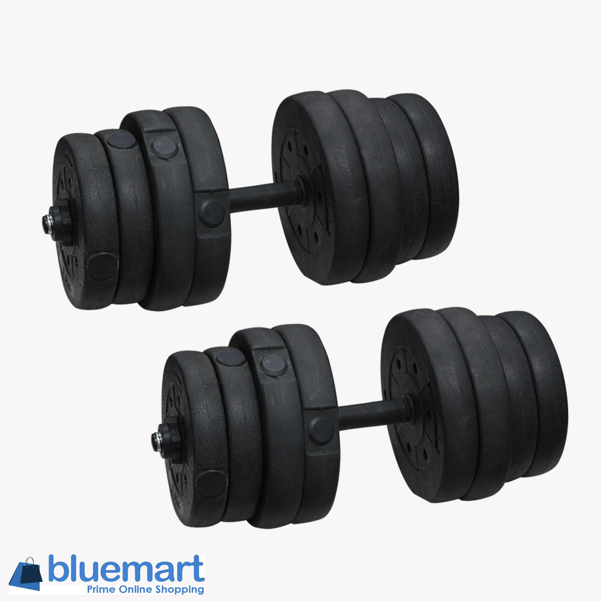 Dumbbells For Sale Dumbbell Set Online Brands Prices Reviews In Barbel 10 Kg 50 Including The Bar With Extension Adapter Gym Fitness Exercise