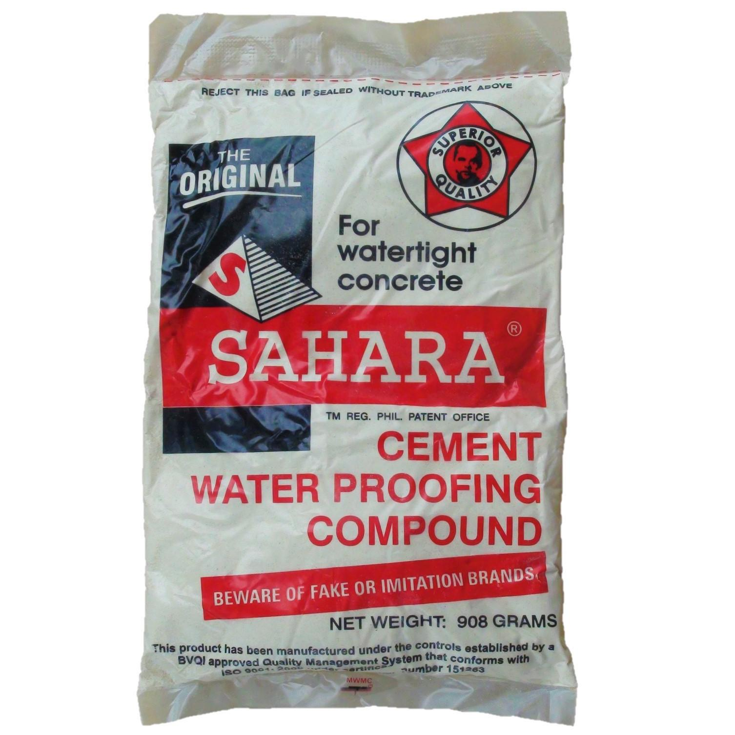 Sahara Cement Waterproofing Compound 908g
