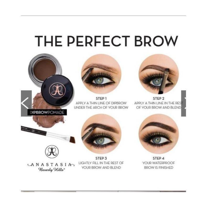 Anastasia Dipbrow Pomade Eyebrow ( Dark Brown) Philippines