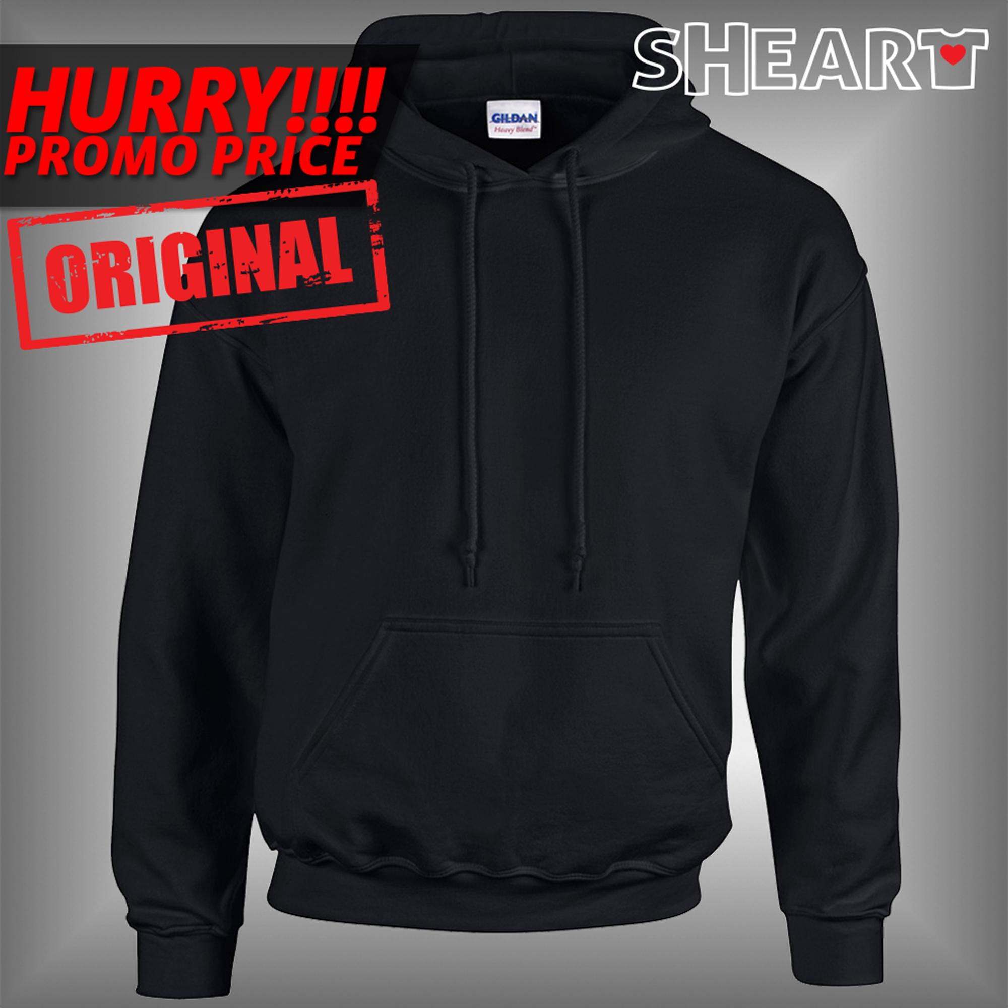 Philippines. SHEART Original Plain Gildan Brand Hoodie Jacket 560818366