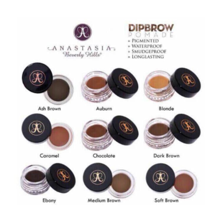 Anastasia DipBrow Pomade Eyebrow (Medium Brown) Philippines