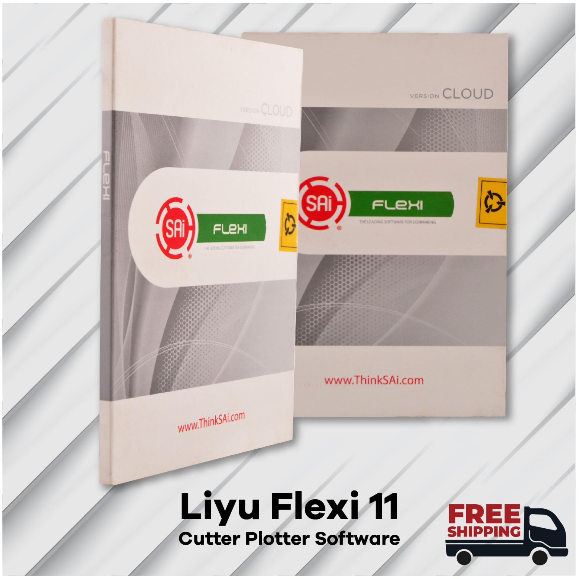 Liyu Flexi 11 Cutter Plotter Software