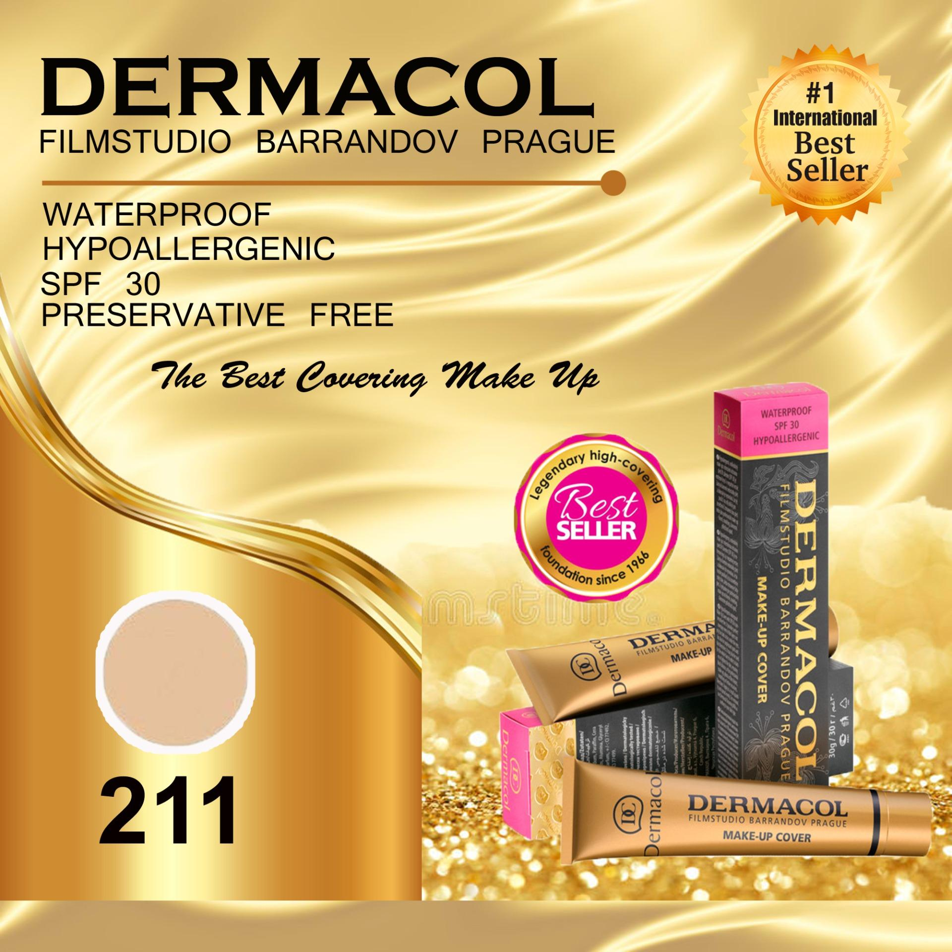 Dermacol Make-up Cover Foundation No.211
