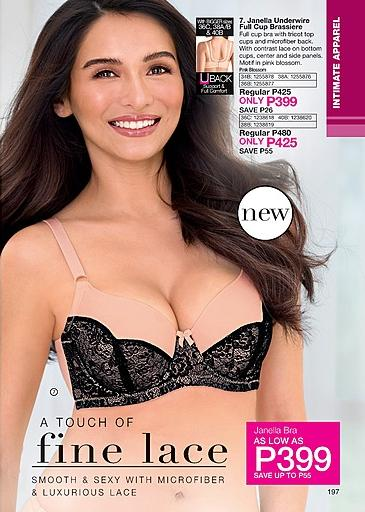 254183dab FallSweet Push Up Padded Bras for Women Lace Plus Size Bra Add Two Cup  Underwire Brassiere A B C CupPHP430. PHP 430