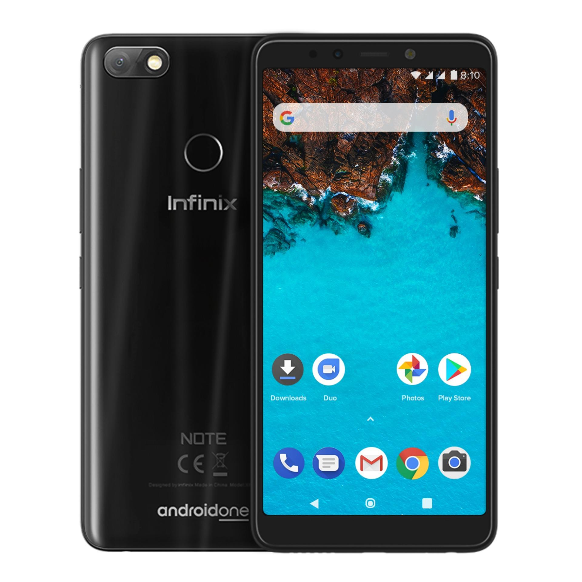 Infinix Philippines Cellphone For Sale Prices Reviews Voucher 3 Gm 2gb Note 5 X604 3gb Ram 32gb Rom Milan Black