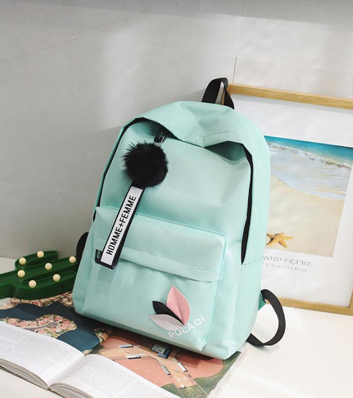 286534c990 Ella  381 Korea Fashion Backpack Women s Backpack School Backpack Canvas  Backpack  SkyWay