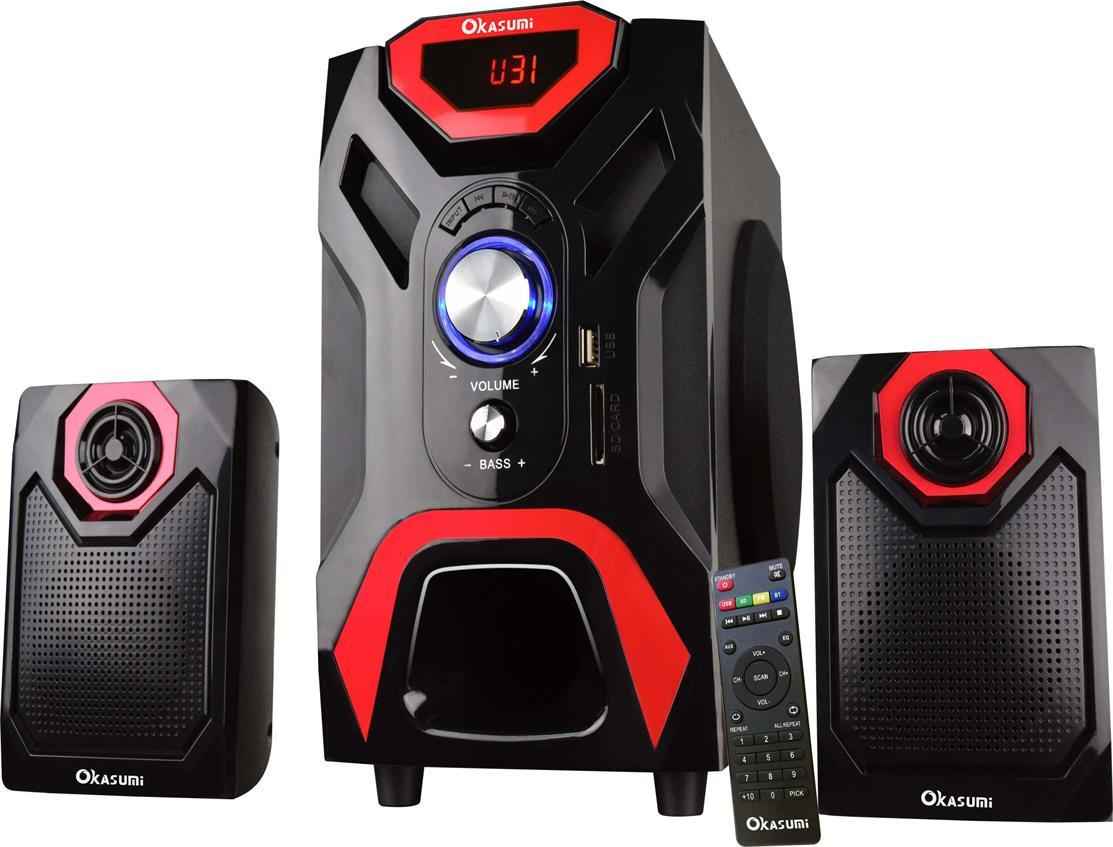 Subwoofer For Sale Speaker Prices Brands Specs In Ev Eliminator Wiring Diagram Okasumi Oks 516 21 Bluetooth Multimedia System