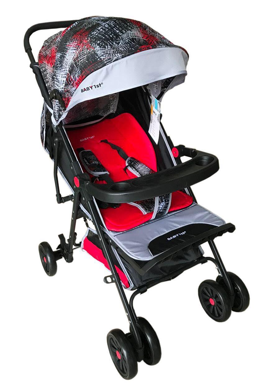 Baby 1st 3 Way Stroller With Modern Design And Tray S 391
