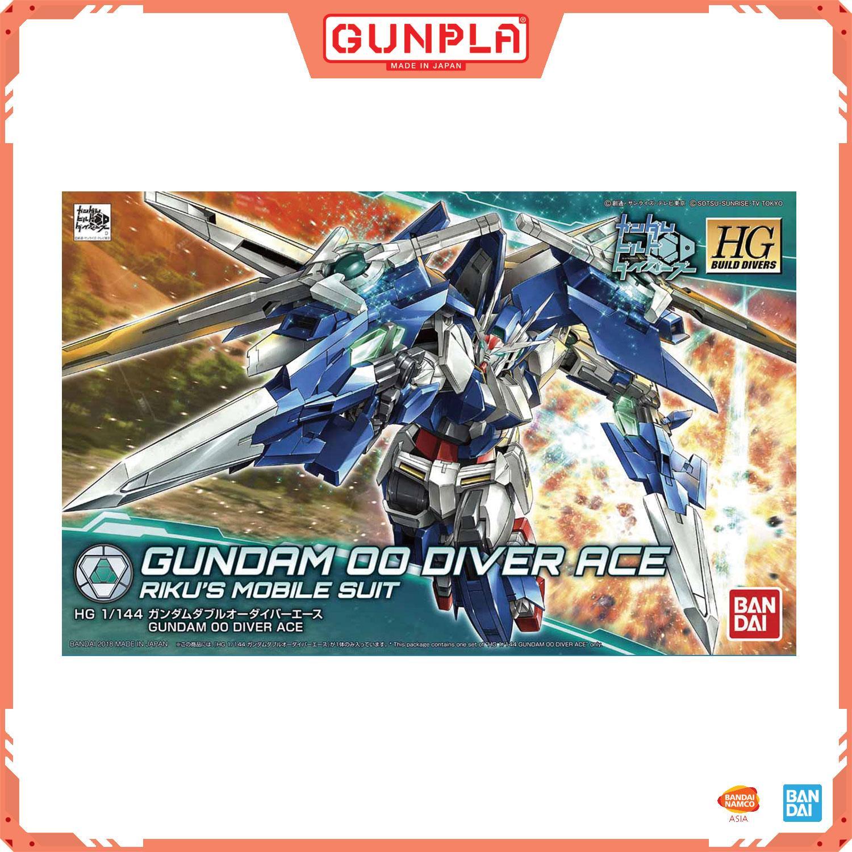 Hguc 1 In 2018 Robots T Robot Bandai 144 Hg Asw G 47 Gundam Vual Oo Diver Ace Newitem