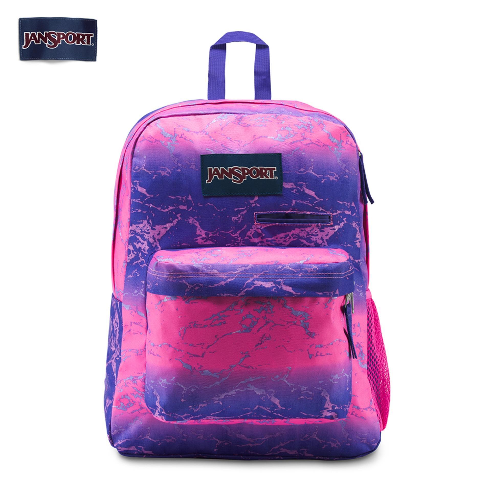 Jansport Womens Digibreak Backpack 600 Denier Polyester Backpacks