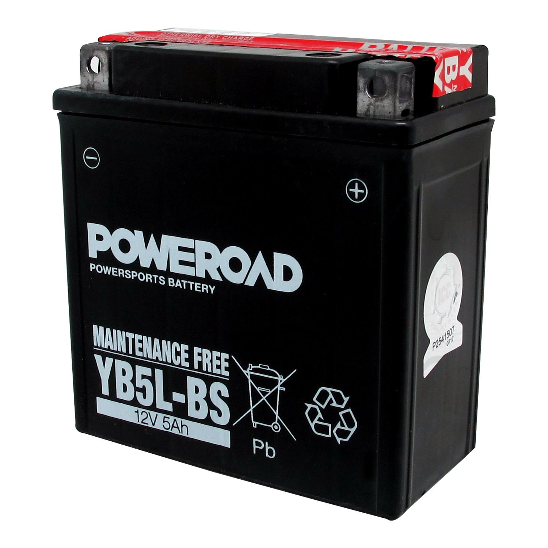 Motorcycle Batteries For Sale Motorbike Battery Online Brands Kawasaki Bajaj Ct 100 Wiring Diagram Poweroad Yb5l Bs 12n5 3b Maintenance Free