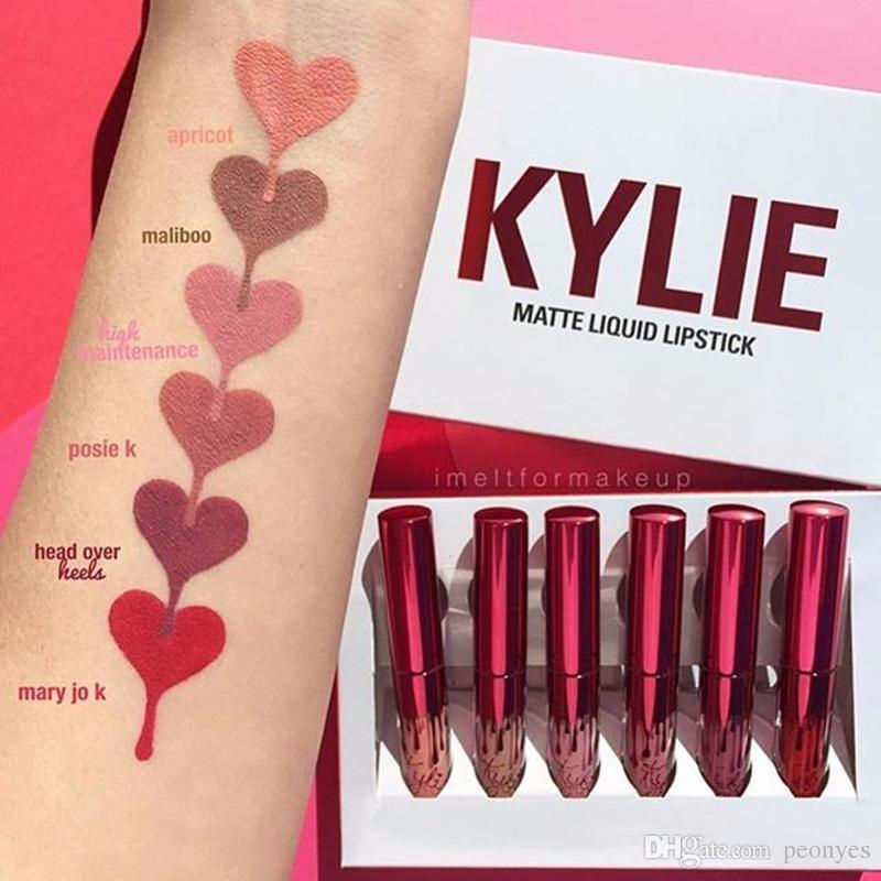 Authentic Kylie Matte Liquid Lipstick (High Maintenance) Philippines