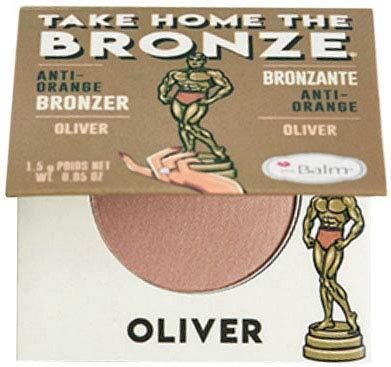 The Balm Cosmetics Take Home The Bronze MINI 1.5g (Oliver) Philippines