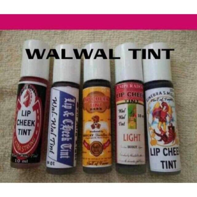 Walwal liptint Philippines