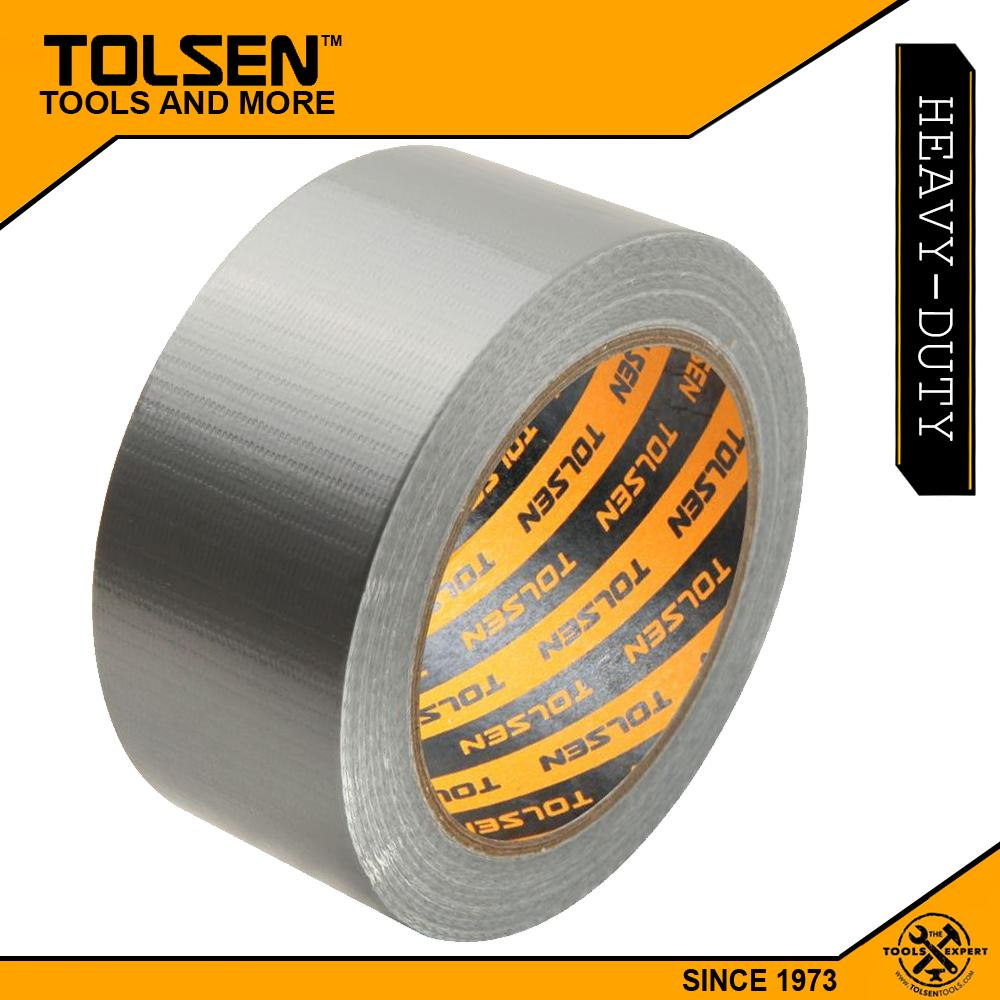 Tolsen Cloth Duct Tape (45MMX25M) 50281 Philippines