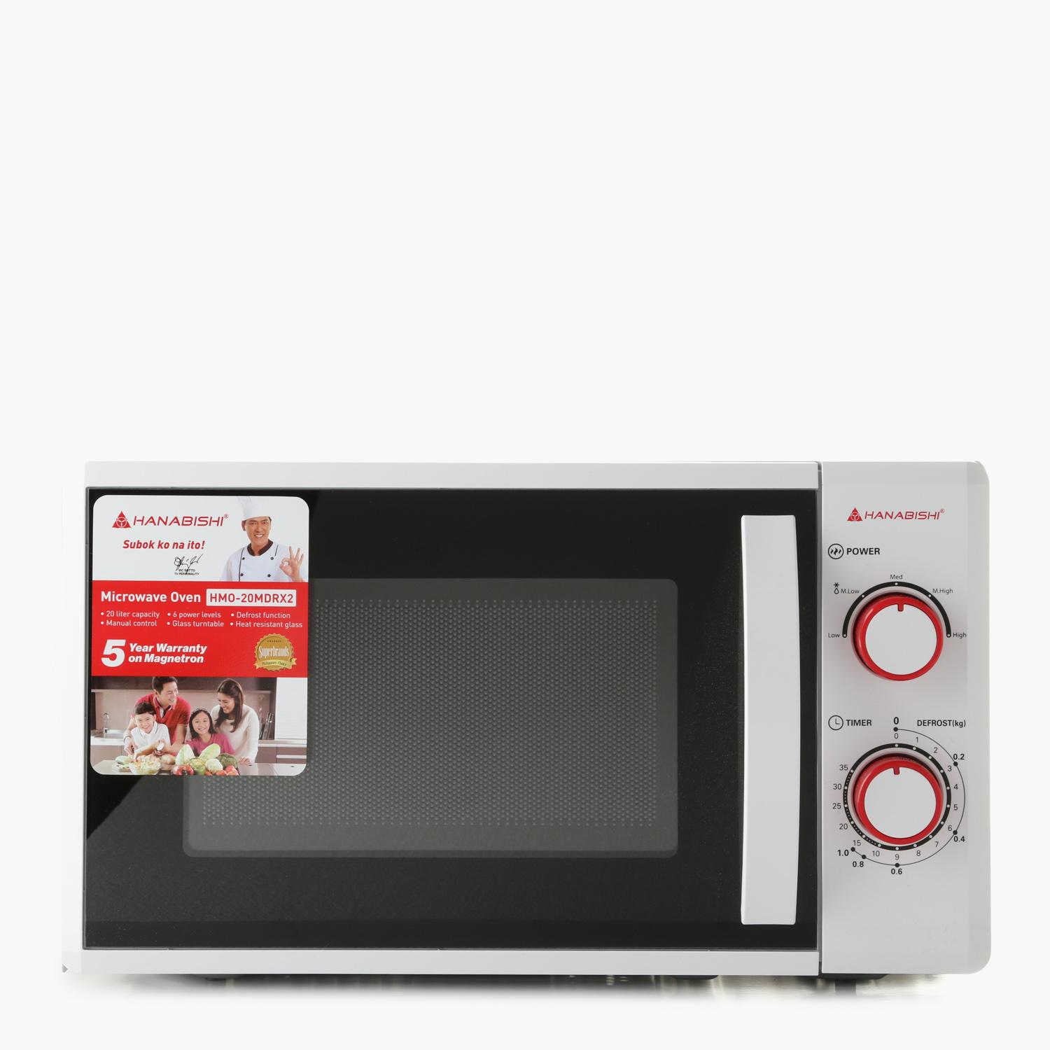 Microwave For Sale Large Prices Brands Review In Electrolux Vacuum Cleaners Wiring Diagram Model Hanabishi 20l Oven Hmo 20mdrx2