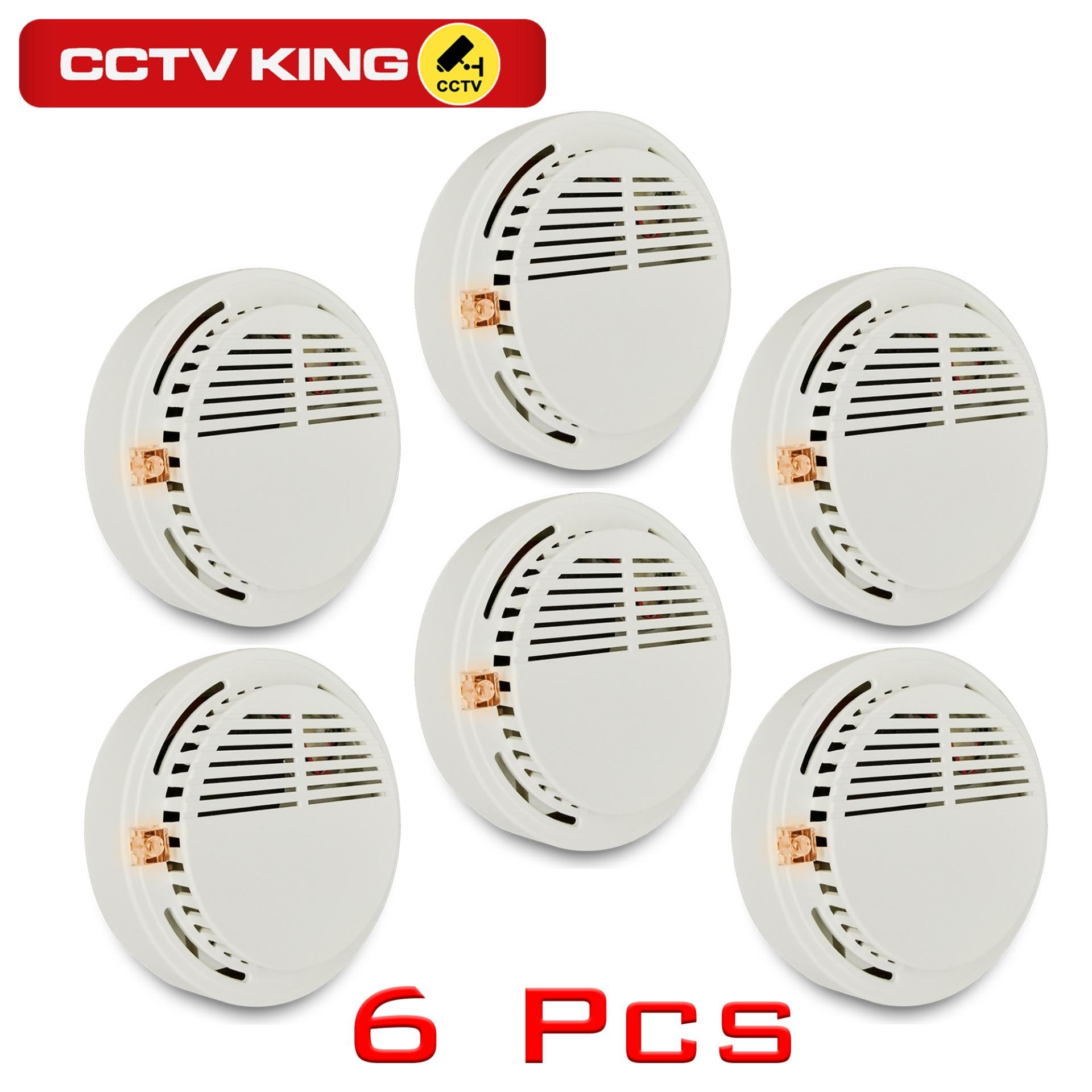 Home Security For Sale House Alarm Prices Brands Review In Remote Smoke Detector Circuit Schematic Fire Indoor System 9v Wireless Battery Operated