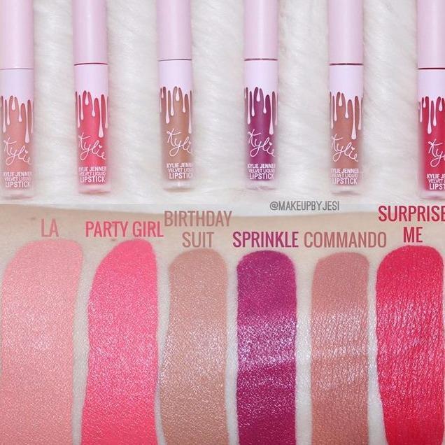 Genuine Kylie Jenners Matte Liquid Lipstick (L.A) Philippines