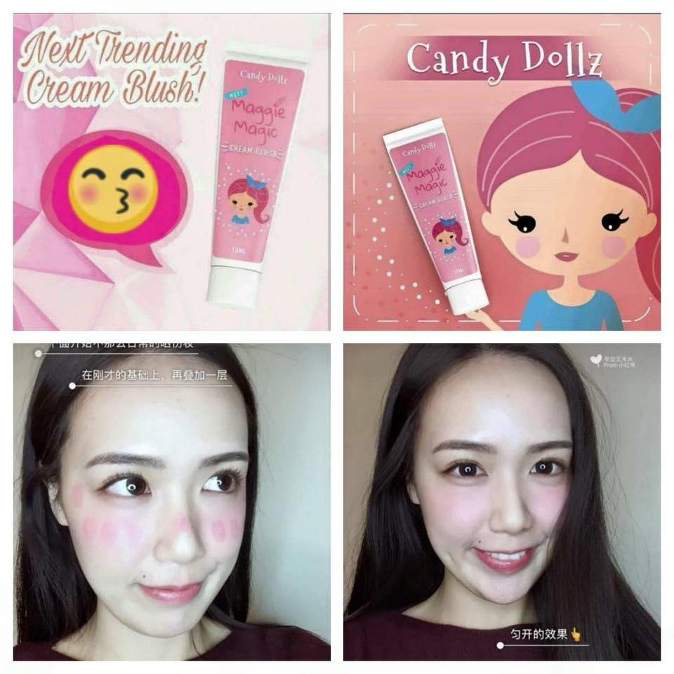 Candy Dollz Maggie Magic Cream Blush Philippines