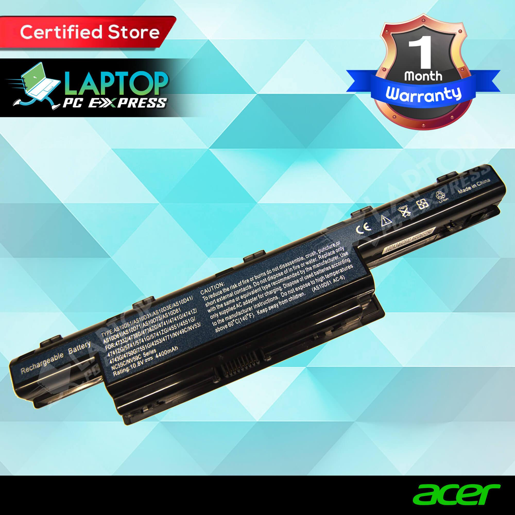 Acer Philippines -Acer Computer Batteries for sale - prices