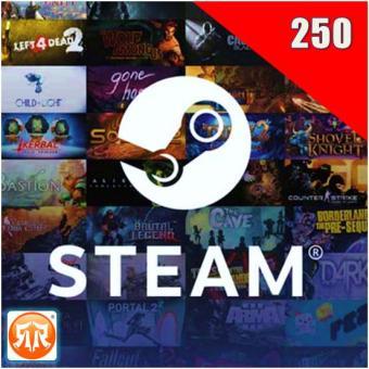 250 Steam Wallet Code
